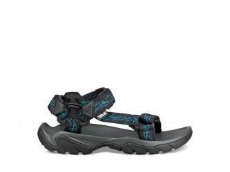 Teva M Terra Fi 5 Universal - Sandal til mænd - Manzanita Dark Eclipse - Str 43