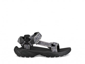 Teva M Terra Fi 5 Universal - Sandal til mænd - Manzanita Wild Dove - Str 44,5