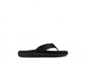 Teva M Voya Flip - Sandal til mænd - Brick Black - Str 44,5