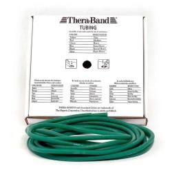 Thera-Band Tubing Level 3 Hård Træningselastik Grøn 7,5m