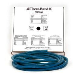 Thera-Band Tubing Level 4 Ekstra Hård Træningselastik Blå 7,5m