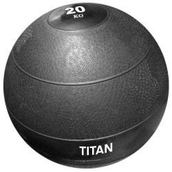 TITAN LIFE Gym Slam Ball 20kg