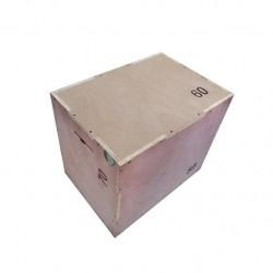 Titan LIFE Plyo Box Platform - Wood