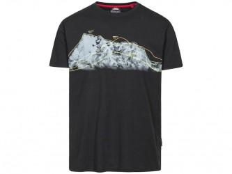Trespass Cashing - T-Shirt quick dry - Str. S - Sort