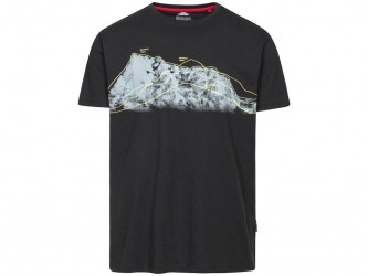 Trespass Cashing - T-Shirt quick dry - Str. XXL - Sort