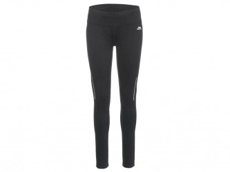 Trespass Pity - Tights fitness og løb - Dame - Str. L - Sort