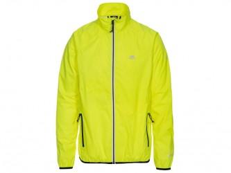 Trespass Retract - Packaway sports jakke - Str. L - Hi-vis gul