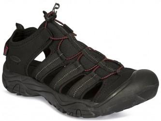 Trespass Torrance - Vandre sandal - Hr. Str. 40 - Sort