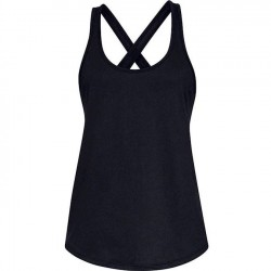 Under Armour Crossback Tank Black
