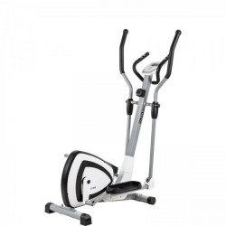 U.N.O. Fitness Crosstrainer CT 400 Schwarz-Weiß