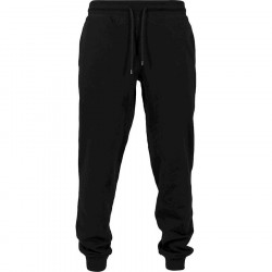 Urban Classics Basic Sweatpants Black