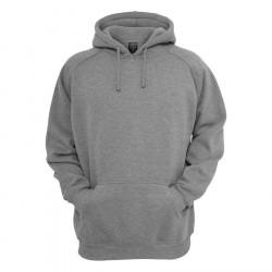 Urban Classics Blank Hoody Grey