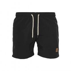 Urban Classics Block Swim Shorts Black