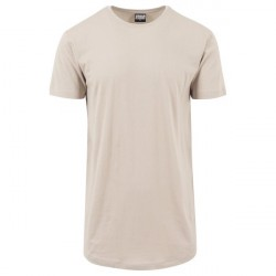 Urban Classics Shaped Long Tee Sand