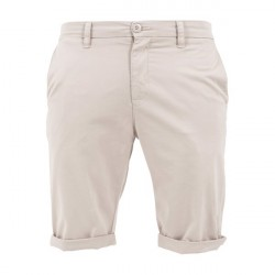 Urban Classics Stretch Turnup Chino Shorts Sand