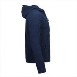 Urban Hooded Fleece Navy Melange