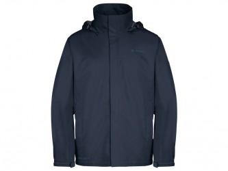 Vaude Mens Escape Light Jacket - Vandtæt herre jakke - Navy - Str. M