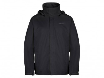 Vaude Mens Escape Light Jacket - Vandtæt herre jakke - Sort- Str. M