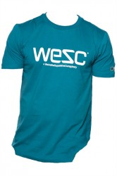 WESC Mens Logo T-shirt