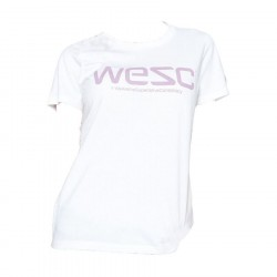 WESC Soft Ladies T-shirt White