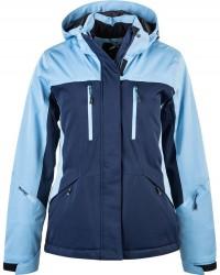 Whistler Bahagia Vinter- og Skijakke Dame, blå