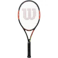 Wilson Burn 100 Team Tennisketcher