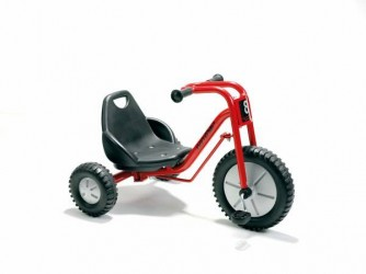 Winther trehjulet cykel Zlalom Tricycle Stor