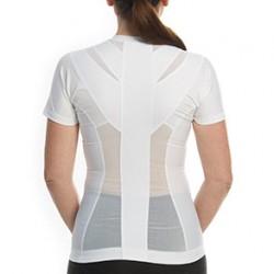 Women's Posture Shirt 2.0 (hvid) Large