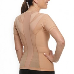 Women's Posture Shirt 2.0 (nude) Large