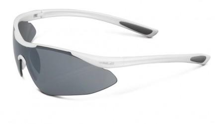XLC Bali hvid solbrille