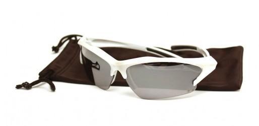 XLC Jamaica hvid solbrille