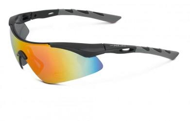 XLC Komodo Sort solbrille