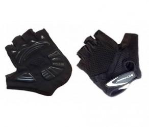 Xtreme X-Basic - Cykelhandske med gel - Sort - Kort