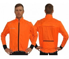 Xtreme X-Screen - Overtræksjakke - Orange