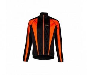 Xtreme X-Winter Cykeljakke - Sort/Orange
