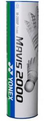 Yonex Mavis 2000 Badmintonbolde Plastik