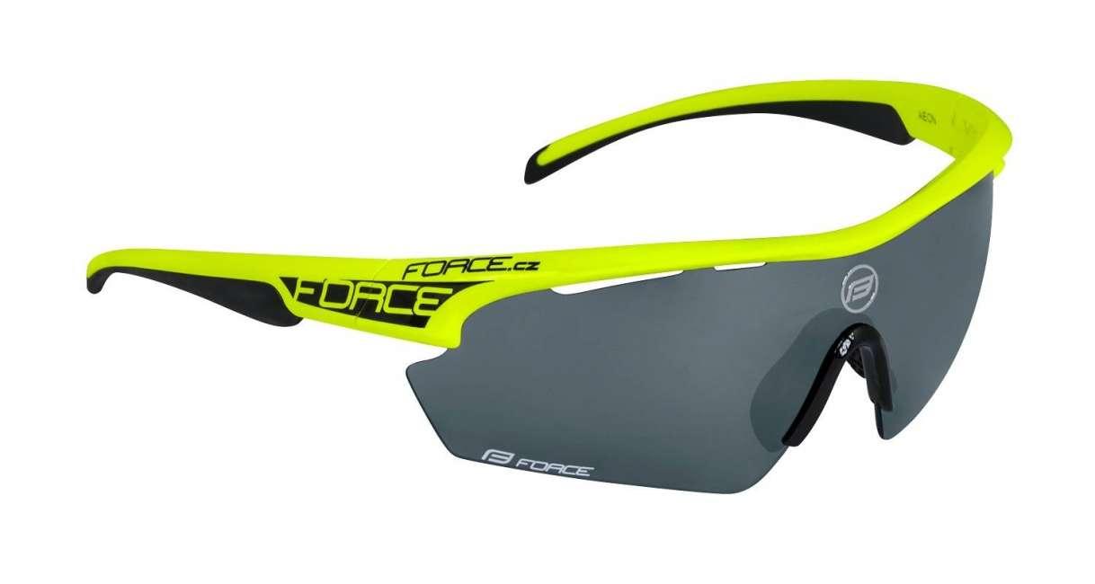 f6a7d2e6795f Se priser på Force Aeon Cykelbriller Fluo - Skarpe priser