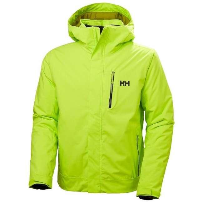 Priser på Helly Hansen Bonanza Vinter- og skijakke Herre, lime