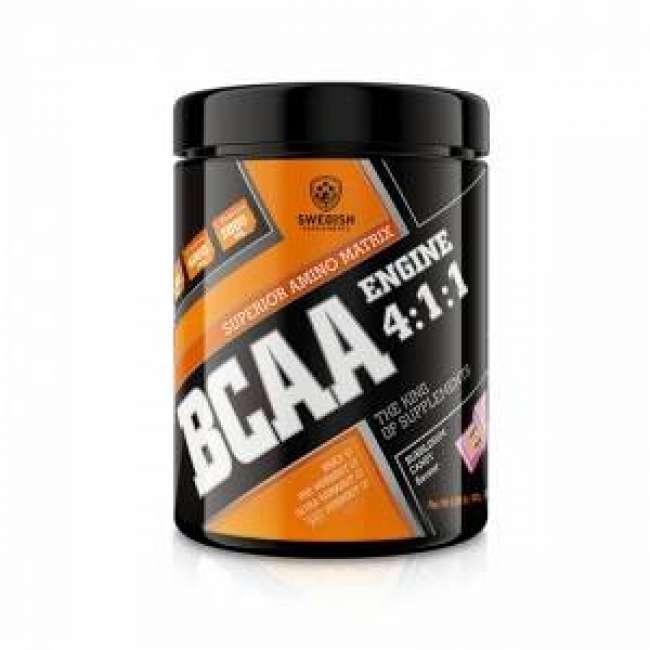 Priser på Swedish Supplements BCAA Engine 4:1:1, 400 g, Swedish Supplements