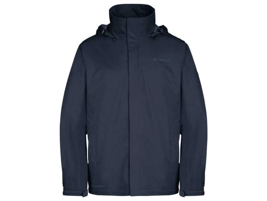 Priser på Vaude Mens Escape Light Jacket - Vandtæt herre jakke - Navy - Str. XL